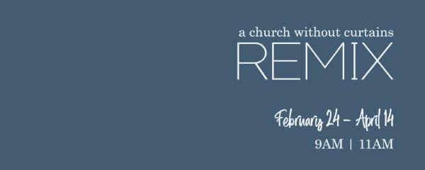 Week 8: REMIX Celebration Image